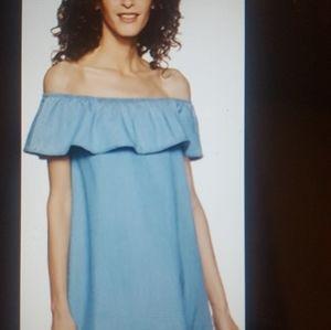 Vero Moda off Shoulder Dress